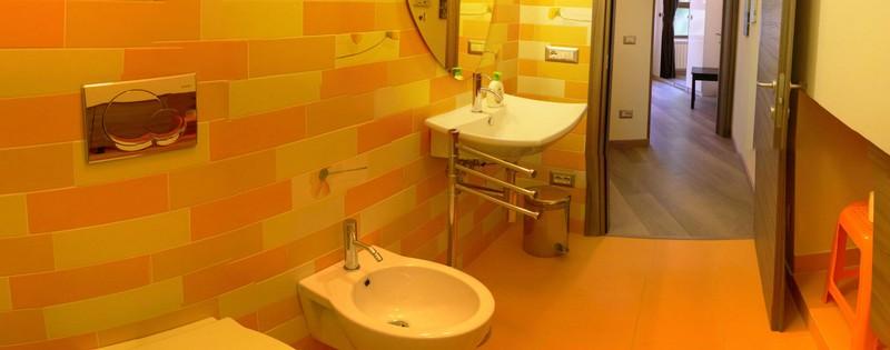 Piastrelle Bagno Arancione.Tappeti Bagno Offerte Online Tappeti Bagno Antiscivolo Il